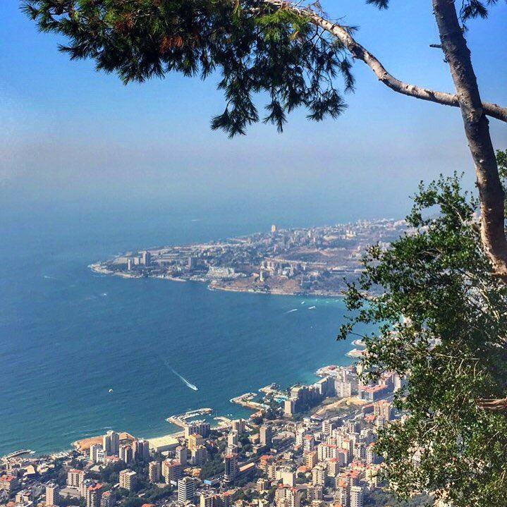 harissa love lebanon lebanontimes lebanonspotlights livelovelebanon ... (Harîssa, Mont-Liban, Lebanon)