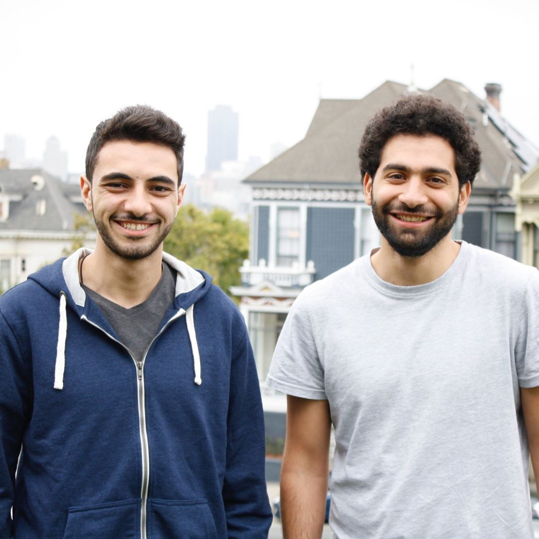In only 6 months two lebanese students; Ibrahim and Basel went from... (Lebanon)
