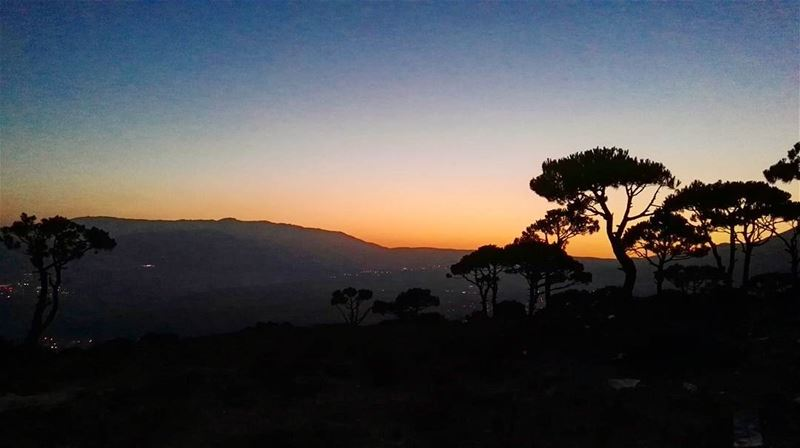 lebanon lebanese mountains camping summer sunrise colours ... (Mount Lebanon Governorate)