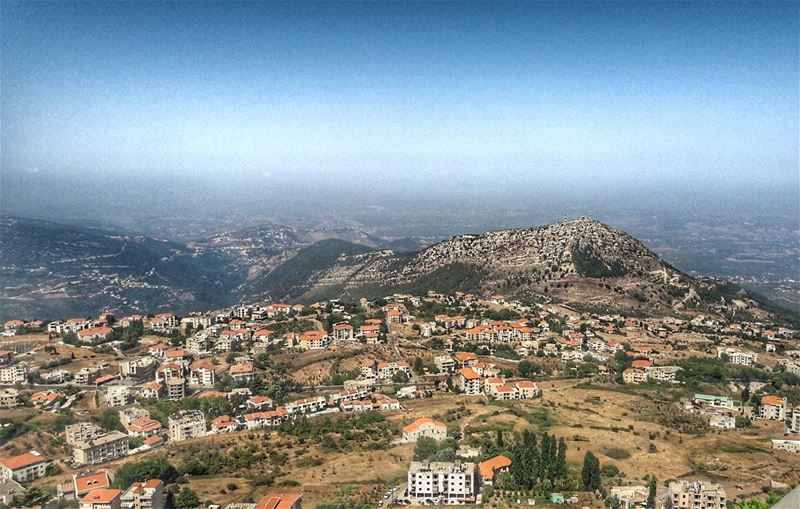 Amazing View @liveloveehden  morning  breathtaking  view  landscape ... (Ehden, Lebanon)