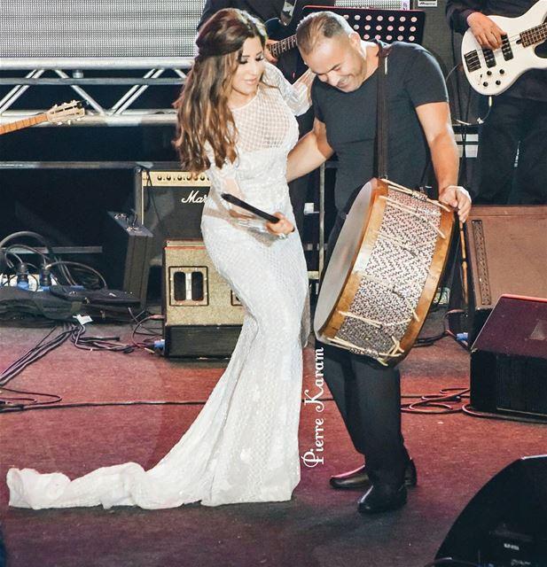 End of summer kartabafestival qartaba najwa najwa_karam music... (Qartaba)