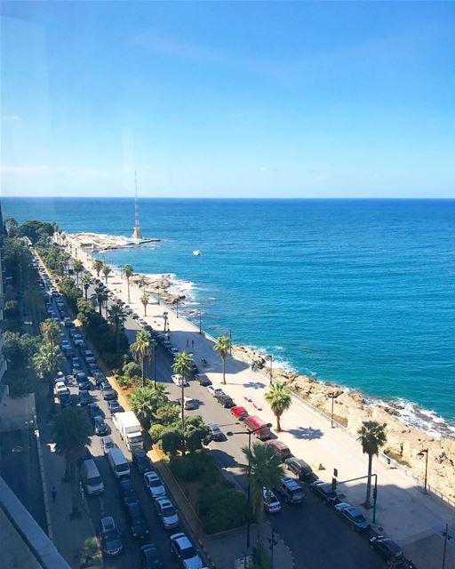💙💙💙 (Manara Beirut)