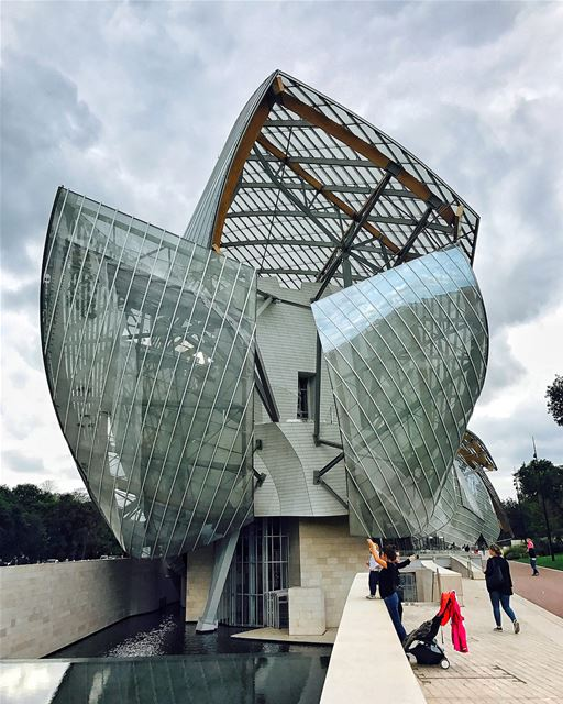 Fondation Louis Vuitton is a wonderful cultural center to visit for... (Fondation Louis Vuitton)