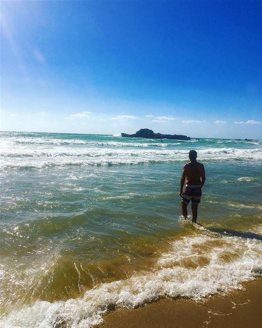 I Need Vitamin Sea 🏝⛱🏝⛱ nature naturephotography tree vacation... (Eddésands Hotel & Wellness Resort)