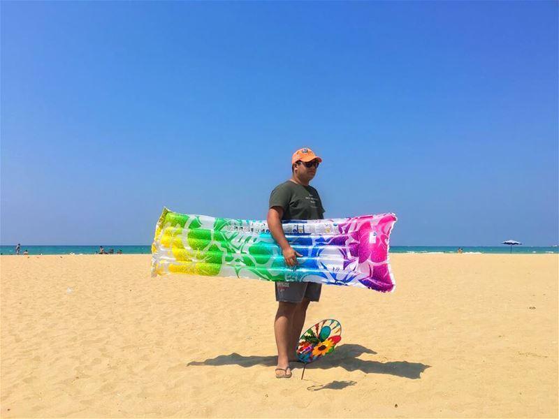 Summer's not over in September💛💚💙💜❤️• beiruting beirut lebanon ... (Cloud 59)