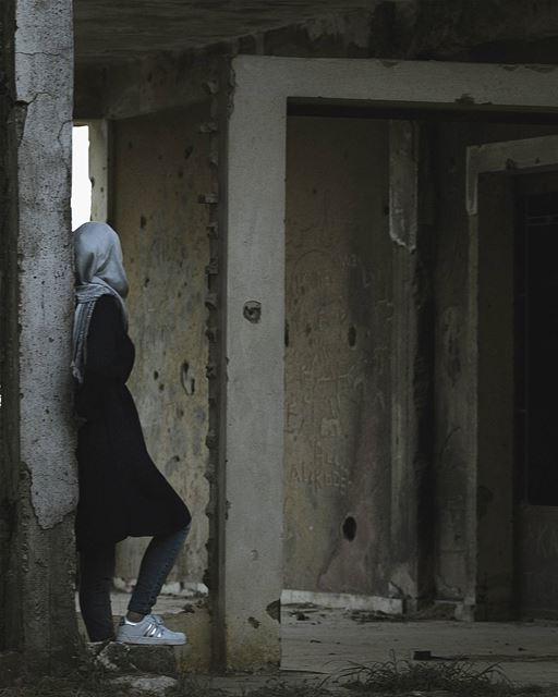ᴀʟʟ ᴡᴀʀ ɪs ᴅᴇᴄᴇᴘᴛɪᴏɴ. (Rihâne, Al Janub, Lebanon)