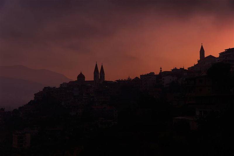 Bcharre... (Bcharré, Liban-Nord, Lebanon)