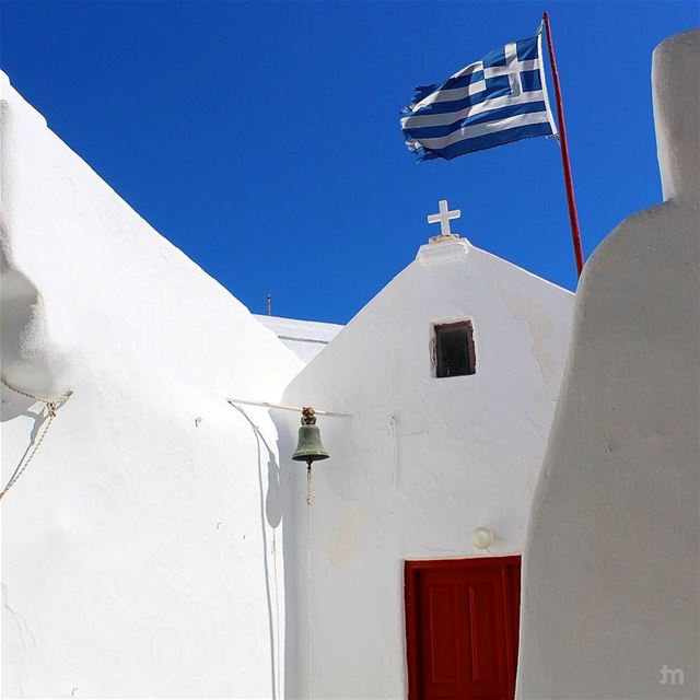 -Colours therapy- ... mykonos greekislands greece positivevibes ... (Mykonos)
