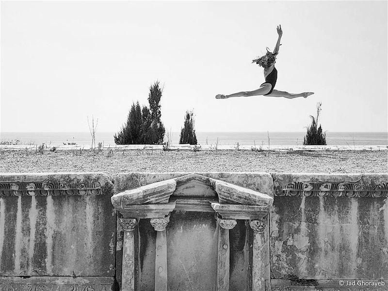 ~ Thea 😍 ~... ballet balletpost ballerina instaballet ... (Byblos, Lebanon)