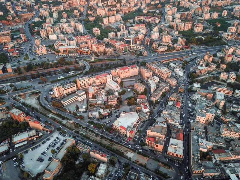 Monopoly. Scale 1:1 🏘️・・・ dronestagram droneview dronepointofview ... (Byblos, Lebanon)