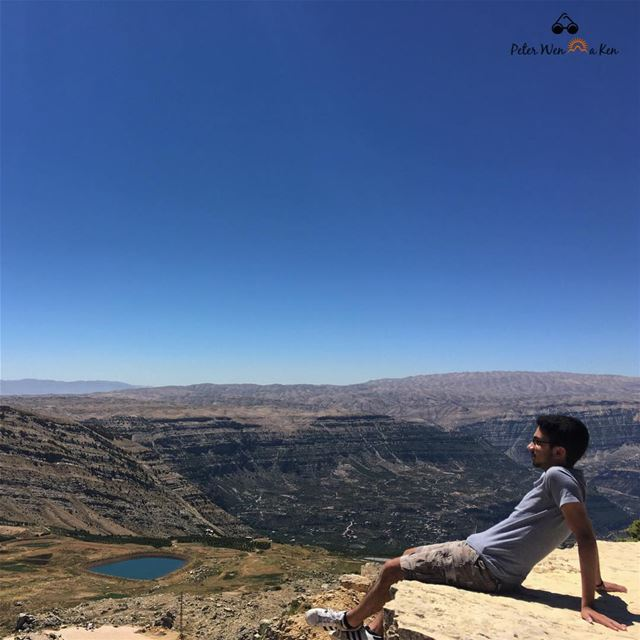 The funniest pranks, the most daring adventures, the best conversations,... (Akoura, Mont-Liban, Lebanon)