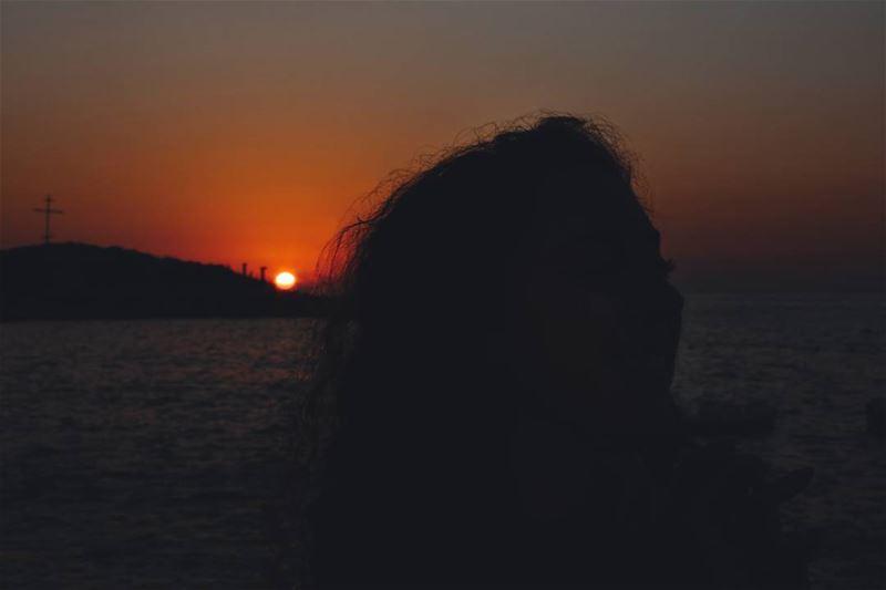 Sunset x Wonderland 🌅.... thedailybite thecreatorclass ... (Anfeh El-Koura)