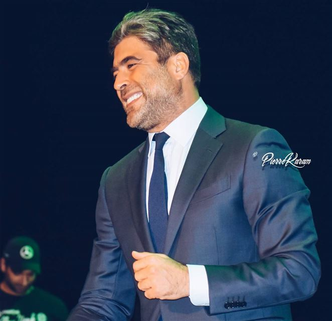 No word can describe this  amazing concertAfter 25 years  waelkfoury...