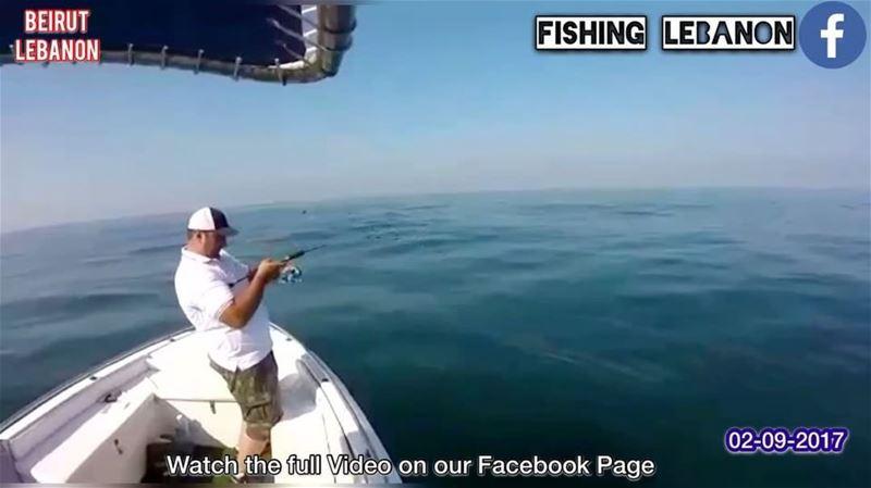 @bilal.shamma123 & @fishinglebanon - @instagramfishing @jiggingworld @gtbus (Beirut, Lebanon)