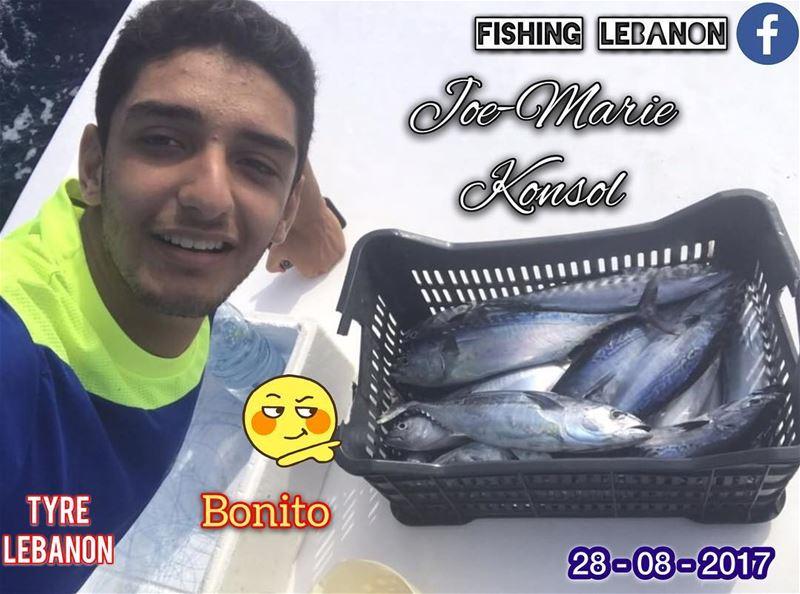 @joemariekonsol & @fishinglebanon - @instagramfishing @jiggingworld @gtbust (Tyre, Lebanon)