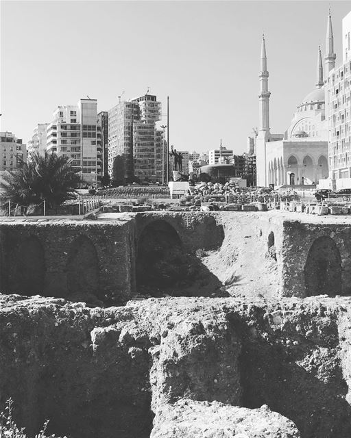 The Always Lovely, Beirut. blackandwhitephoto blackandwhite ... (Beirut, Lebanon)