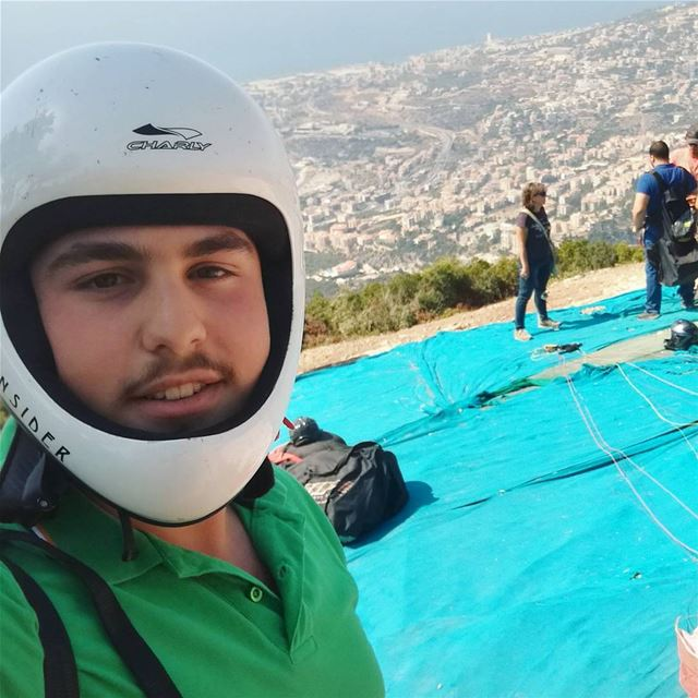 ~ Do What Makes Your Heart Skip A Beat ❤️ flylebanonparagliding lebanon ... (جونية - Jounieh)