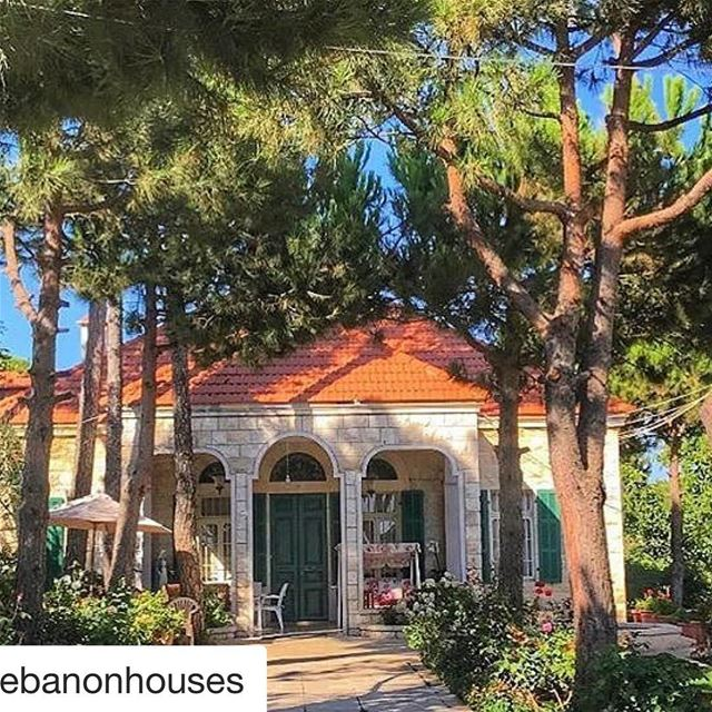 Repost @lebanonhouses (@get_repost)・・・Hello from Dhour El Choueir...