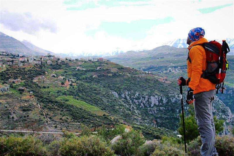 🏔 mountaineering throwbacksundays 🇱🇧