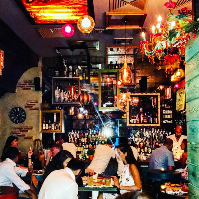 @thebohemianbar Bohemian livelovebeirut visitlebanon livelovelebanon ... (The Bohemian - Drink, Eat, Socialize)