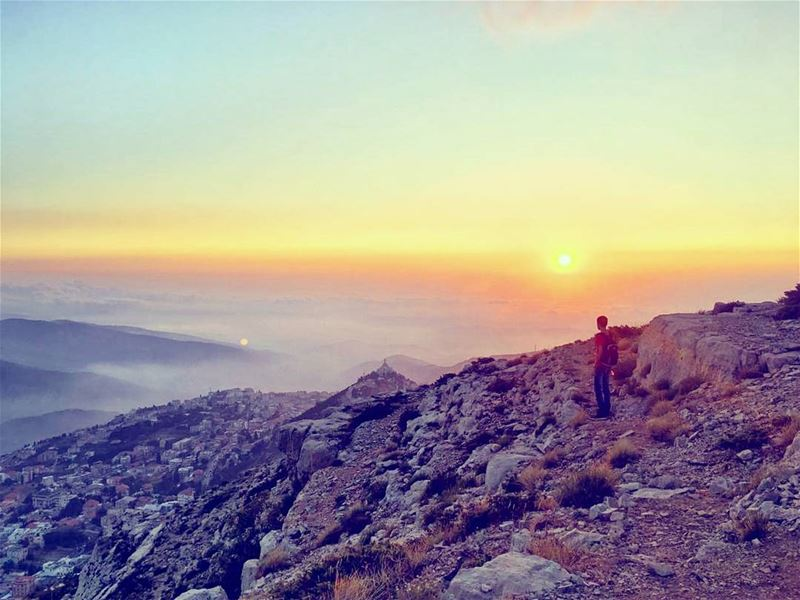 Dreams become reality ,when intentions become actions 🎆 liveloveehden ..... (Ehden, Lebanon)