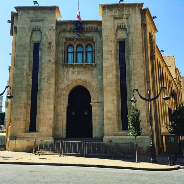Parliament House Lebanon lebanoninapicture ... (Beirut, Lebanon)