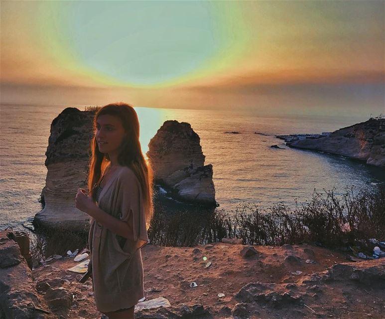 Missing this vitamin sea 🌊 (Beirut, Lebanon)