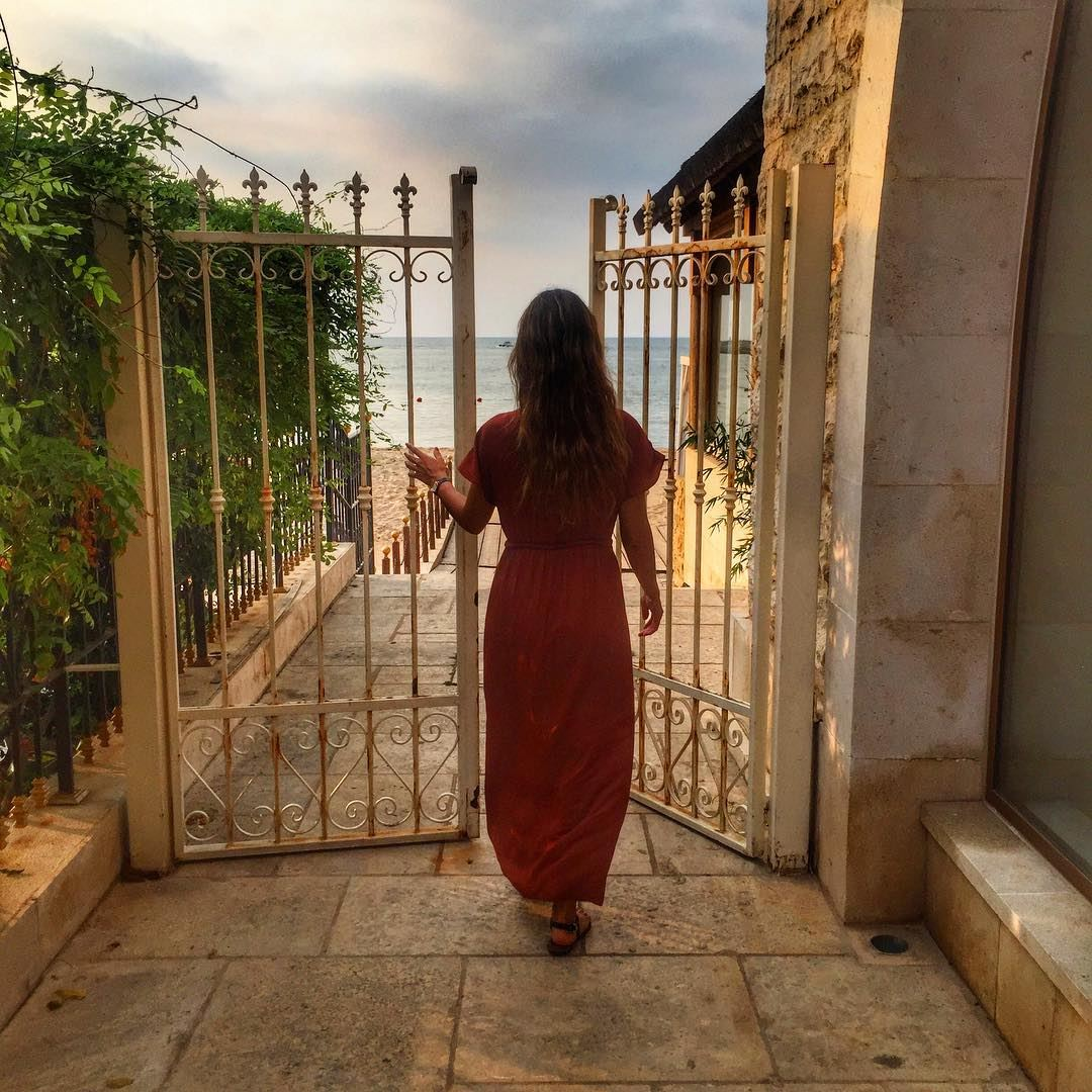 Follow your own path ❤️ jounieh love lebanon lebanontimes ... (Jounieh)