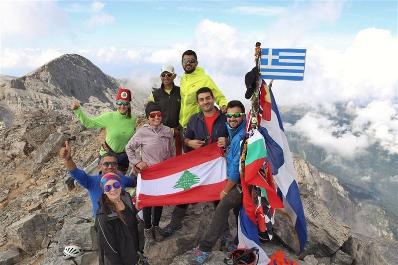 Mytikas summit - Mount Olympus 8-9-2017 🇬🇷🇱🇧 -- mountolympus greece... (Mount Olympus)