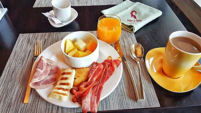 Here's to a good week ahead 😁-----------------------------------------📍 (Sheraton Amman Al Nabil Hotel)