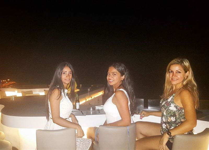 """""""Sometimes, being with your best friends, is all the therapy you need..""""... (C-Lounge Roof Top)"""