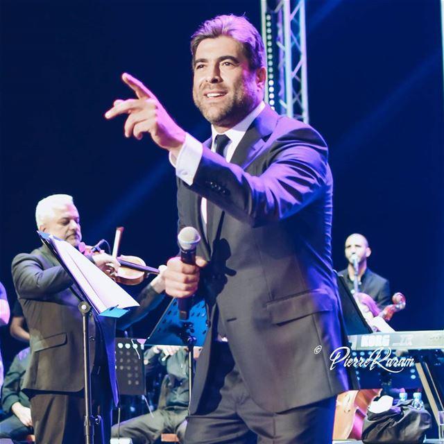 No word can describe this amazing concertAfter 25 years waelkfoury... (Qartaba)