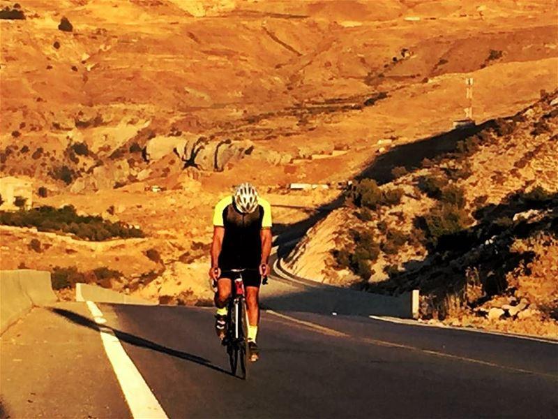 cycling cyclinglife cycling cyclingday cyclingshots cyclingpics ... (Sannin, Mont-Liban, Lebanon)