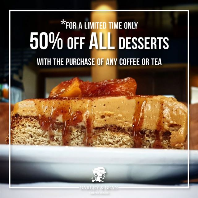 Dessert Madness is Here! Come and explore our new Desserts Menu, It will...