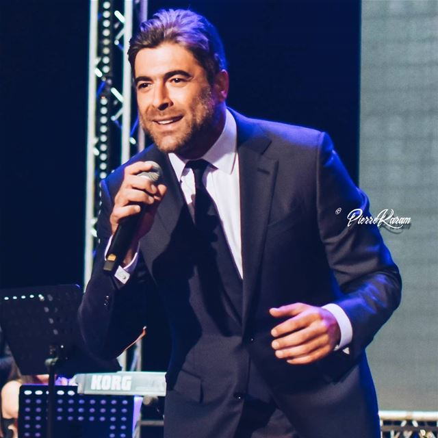 Sinhing to you  amazing concertAfter 25 years  waelkfoury was back to ...
