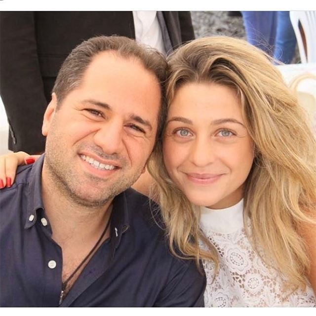 Love can move mountains ❤️❤️ @samy_gemayel and his beautiful wife love ...