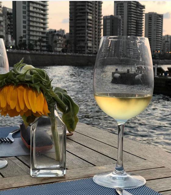 Sometimes wine is just necessary 🍷...📸: @sarianazha ... wine... (Sea Salt)