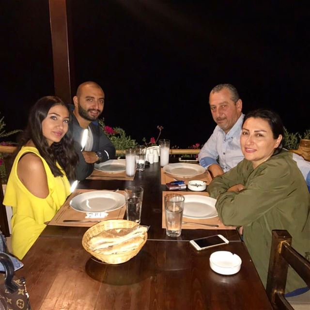 familygoals  familytime  dinnerdate  familylove  jezzine  south ... (Blue Jay Valley)