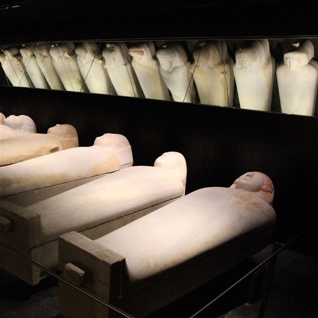 🇱🇧 Você sabia que Museu Nacional de Beirute abriga uma das maiores coleçõ (National Museum of Beirut)