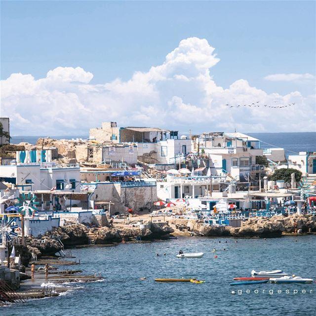 """""""Tahet El Rih"""" Beach - Anfeh, North of Lebanon 🇱🇧..Tahet el Rih beach... (Anfeh Sea Shore)"""