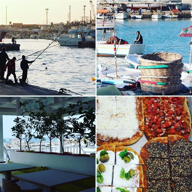 Saida. The sea castle; The old souk; The port; The soap museum; the Khan...