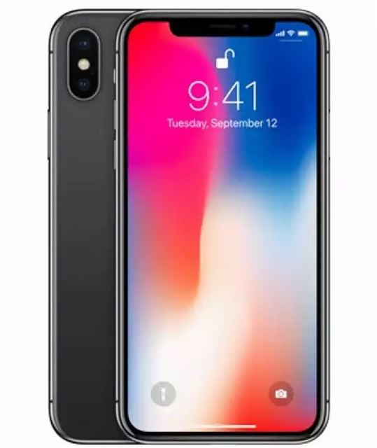 Apple just announced the IPhone X in addition to the IPhone 8 & 8 Plus.》》... (Downtown Beirut)