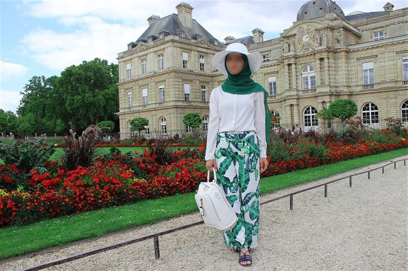 I want to thank each and every one of you for your overwhelming support... (Jardin du Luxembourg)