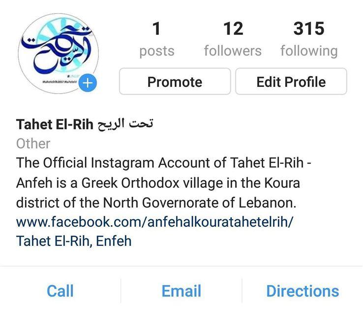 Dear all Now you can follow @Ta7etelri7 Beach on Instagram. lebanon ... (Lebanon)