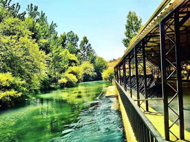 Hello ... assiriver by @firassafwan hermel hermel_city bekaa lebanon ...