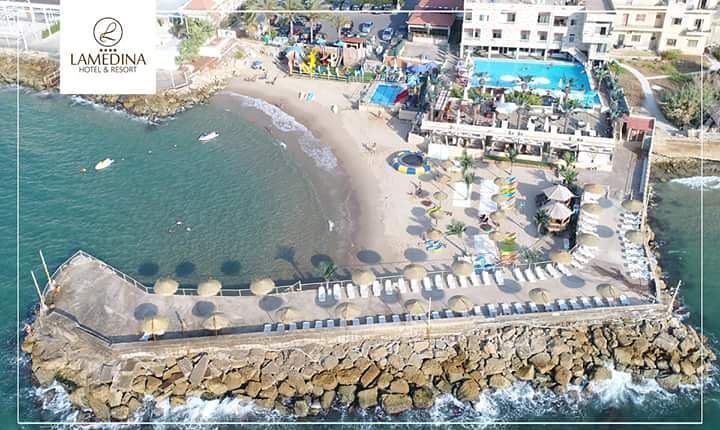 Lamedina Hotel & Resort, at the heart of JouniehBay Lebanon Jounieh ...