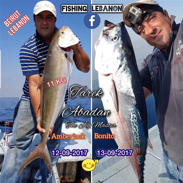 @tarekabadan & @fishinglebanon - @instagramfishing @jiggingworld @gtbuster... (Beirut, Lebanon)