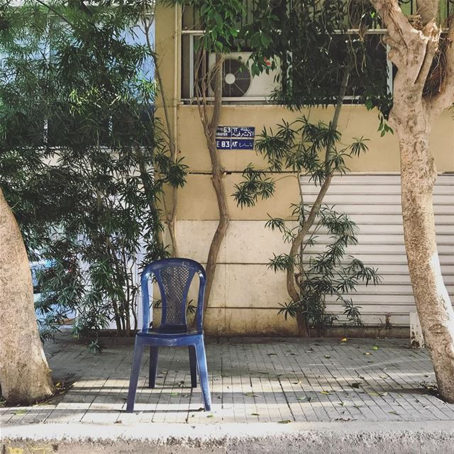 In praise of The Plastic Chair (3) (Beirut, Lebanon)