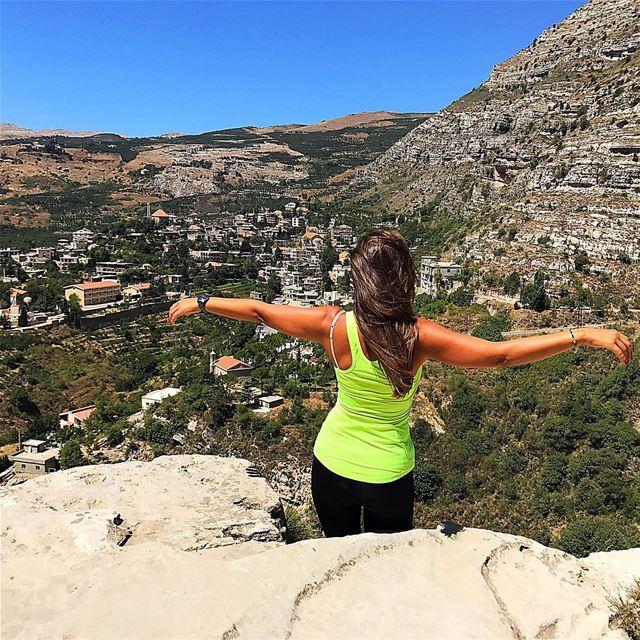 I believe I can fly ❤️ whatsuplebanon insta_lebanon livelovebatroun ...