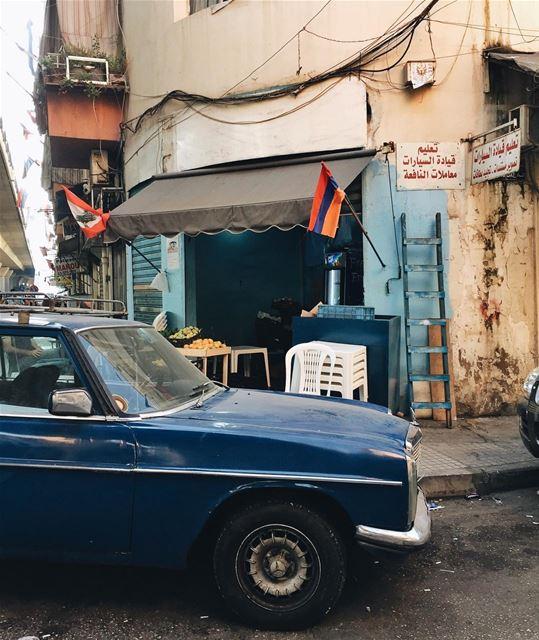 •Nel quartiere Armeno• 🇦🇲 Beirut livelovebeirut exklusive_shot ... (Burj Hammud)